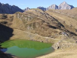 Etang d'Arreau, Col de Pause, Ariege