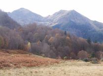 Plateau de Souliou and Pic de Mont Rouge