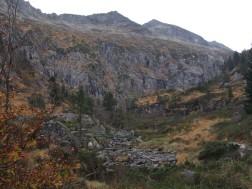 Passerelle d'Ars, Cascade d'Ars, Ariege