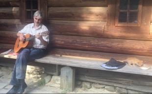 Folk singer Lviv