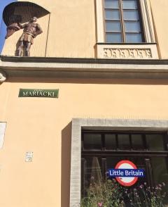 Little Britain, Krakow
