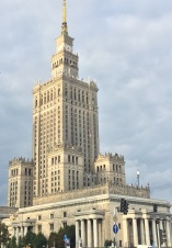 Stalinist architecture - Warsaw Palace of Culture