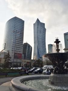 Warsaw high-rises