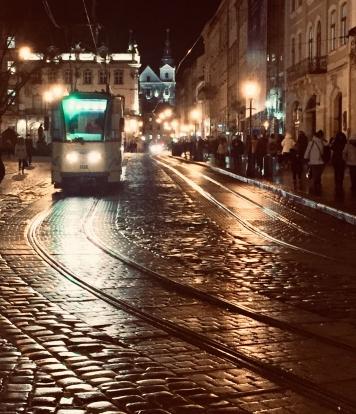 Lviv trams