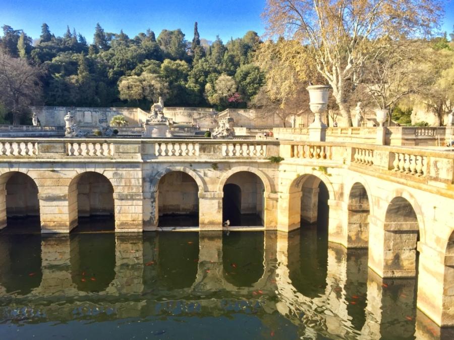 Jardins de la Fontaine, Nîmes