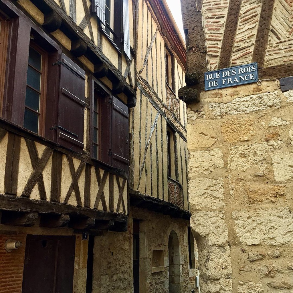 Rue des Rois de France, Bergerac