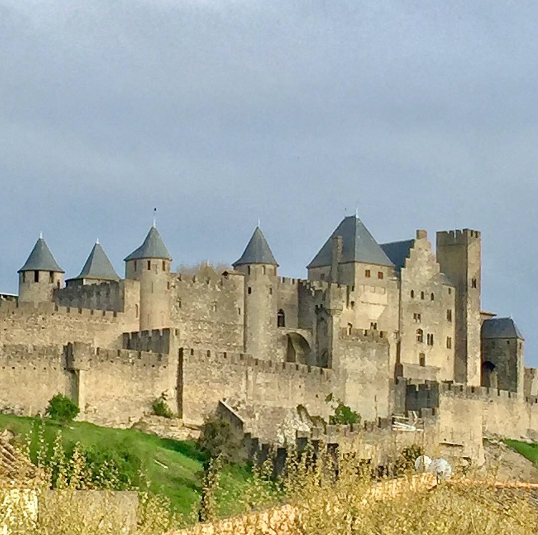 Carcassonne citadel