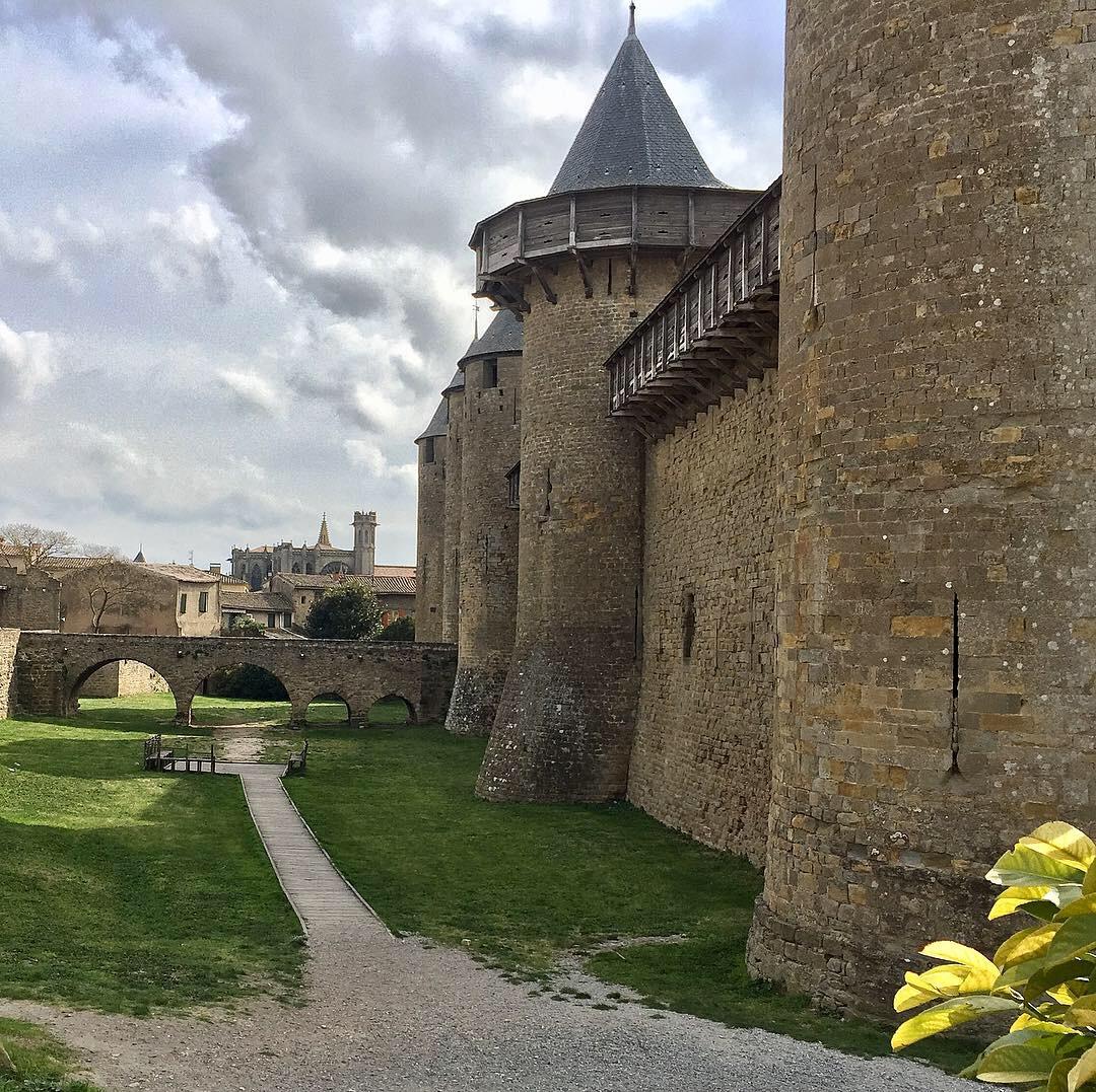 Carcassonne ramparts
