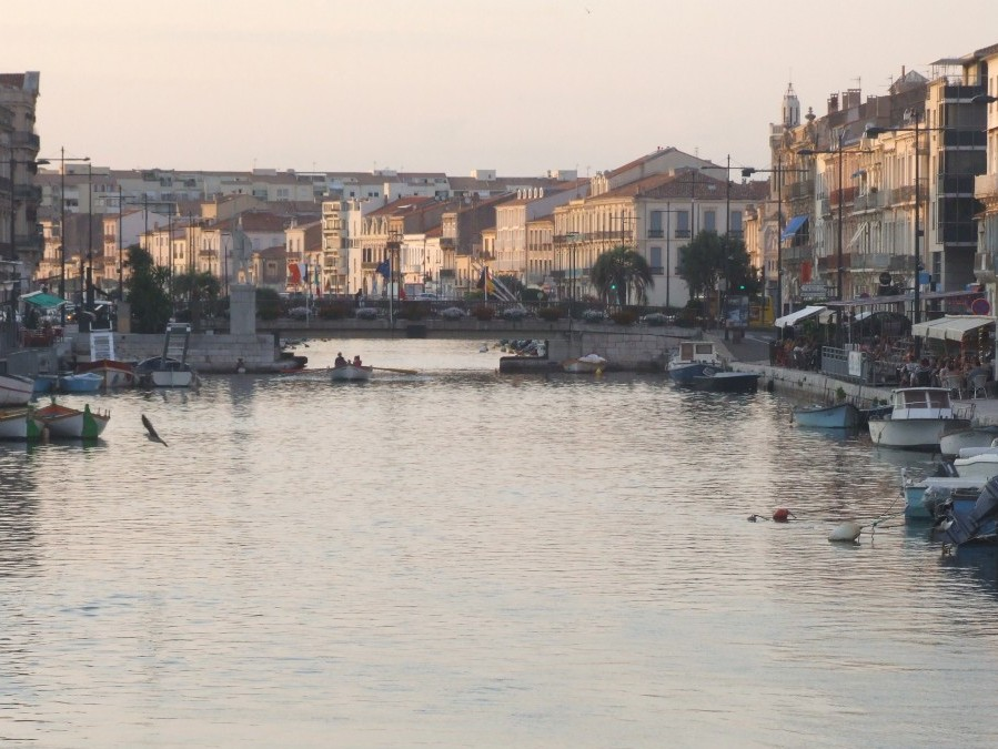 Sète: where the Canal du Midi meets the Mediterranean for a spot of