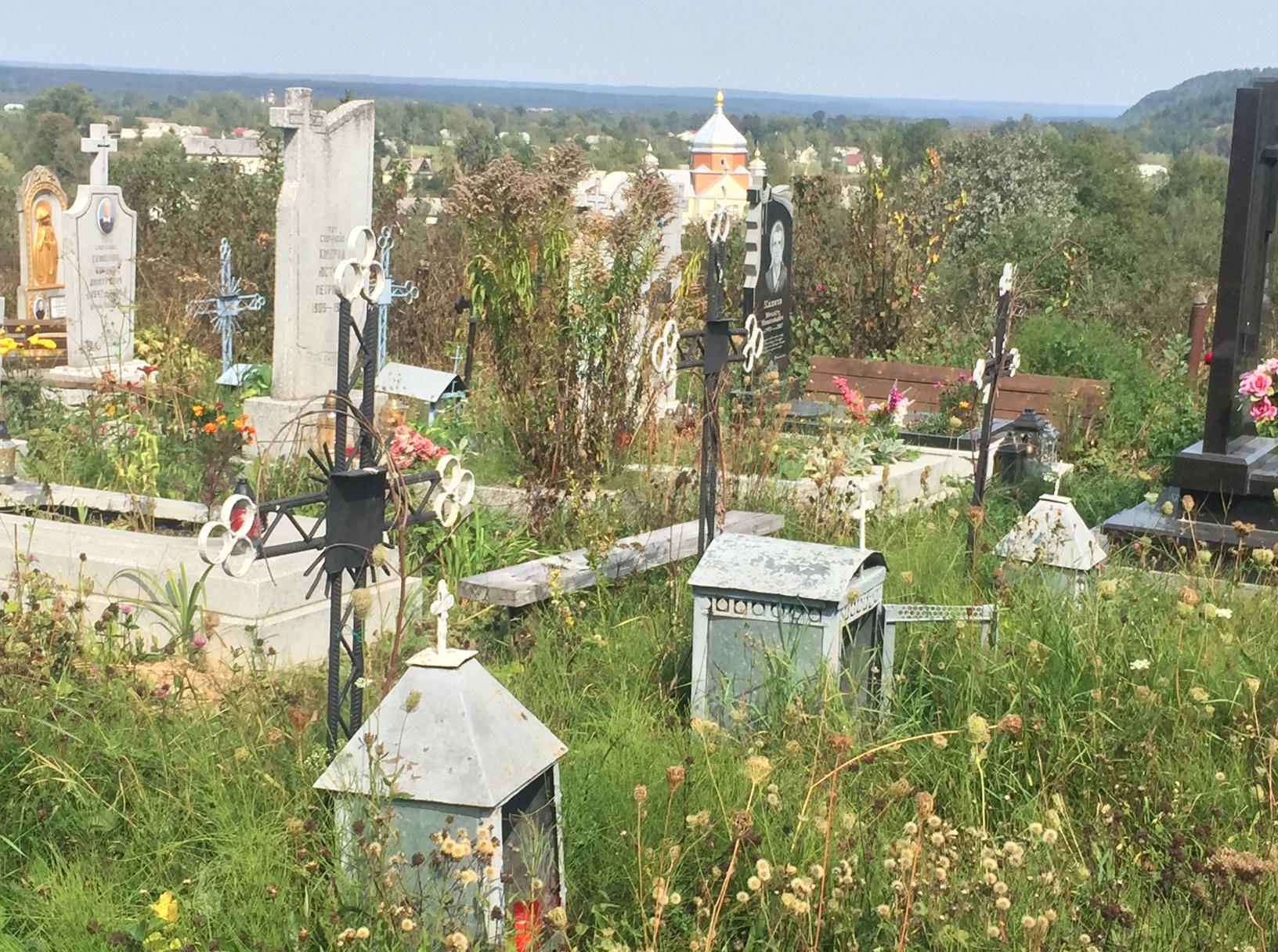 Cemetery, Starunya