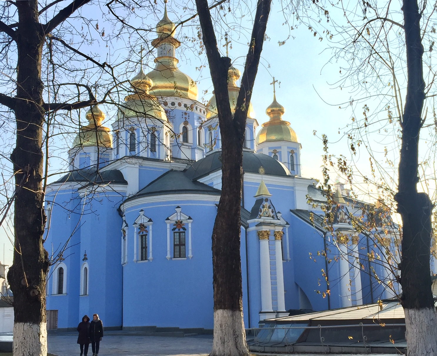 Michael's Golden-Domed Monastery Kyiv