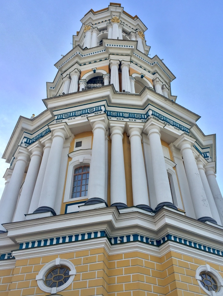 Great Bell Tower Pechersk-Lavra