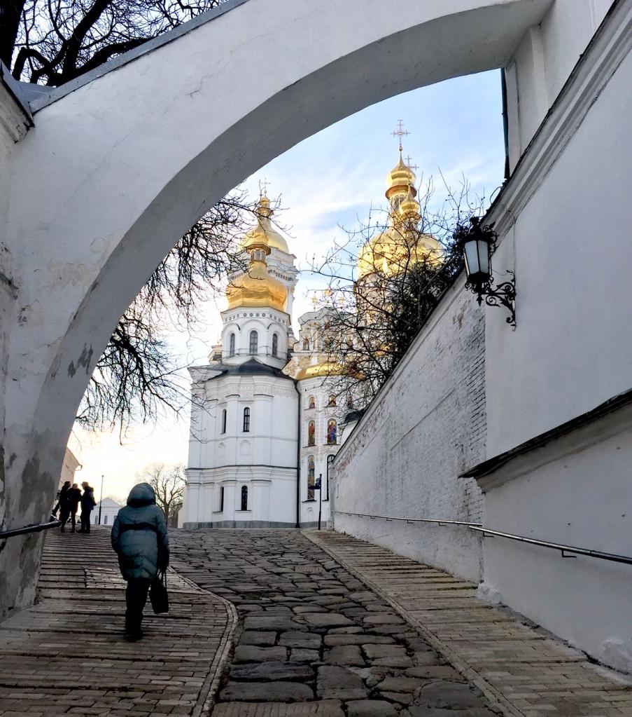 Pechersk-Lavra monastery Kyiv